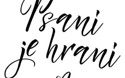 Kurz moderní kaligrafie