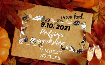 Podzimní floristický workshop 9.10.2021